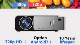 Hot! Coupon for <b>VIVICINE V200H 1280x720p Portable</b> HD Projector ...