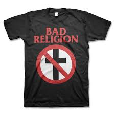 "<b>Bad Religion</b> ""Logo"" <b>T</b>-<b>Shirt</b>"