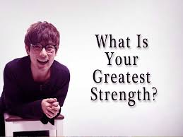 what is your greatest strength wenger watson inc warning