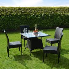 simple model of black garden furniture in plans and img w1f black garden furniture