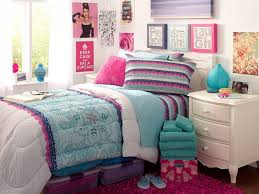 rooms affordable room decorating ideas  colorful awesome interior teenage girl bedroom ideas for small room s
