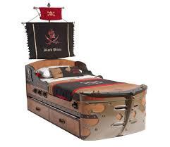 Купить <b>Кровать корабль Cilek</b> Black Pirate в интернет магазине ...