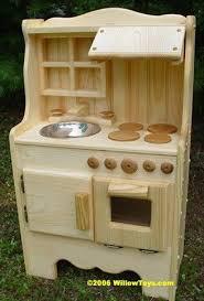 ideas wooden toy kitchen