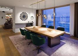lighting in rooms. a stunning display of niche multipendant lighting adorns this lakeside home in germany rooms