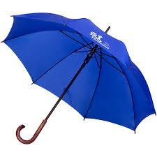 <b>Зонт</b>-трость Unit Standard, ярко-синий (артикул 393.44) - <b>Проект</b> ...