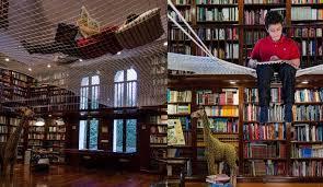 Resultado de imagen de home library