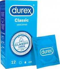 ROZETKA | <b>Презервативы Durex Classic</b> 12 шт (5010232954243 ...