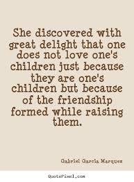 Quote about love - She discovered with great delight that one does ... via Relatably.com