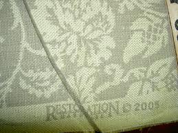 decor linen fabric multiuse: chris stone design for restoration hardware color taupe linen home decor fabric l  retoration