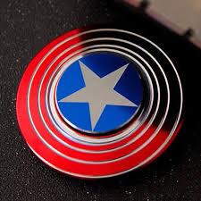 <b>Спиннер Hand Spinner</b> Капитан Америка - купить круглый виджет ...