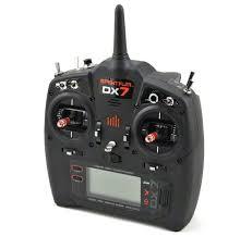 Аппаратура радиоуправления <b>Spektrum DX7</b> DSM2 <b>7</b>-Channel ...