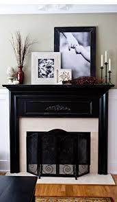 fireplace home decor