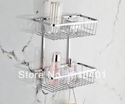 bathroom shower shelves stainless steel bathroom shower shelves stainless steel digihome