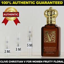 <b>Clive Christian</b> Perfume for Women <b>Clive Christian V</b> for sale | eBay