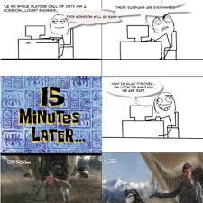 Call Of Duty:modern Warfare 2-Ghost Death by sum41 - Meme Center via Relatably.com