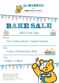 bake at fazeley studios this friday th digbeth bake poster