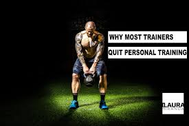Why Most Trainers Quit Personal Training – Dr. Laura Miranda