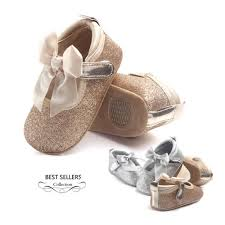 Newborn Baby <b>Shoes Toddler Girls</b> First Walkers Baby <b>Princess</b> ...