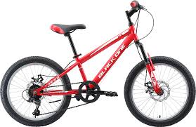 <b>Велосипед Black One Ice</b> 20 D красный/белый/серый (H000014237)
