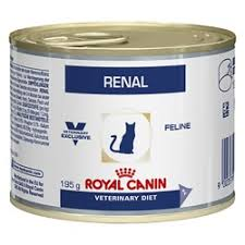 <b>Royal Canin</b> Renal <b>консервы</b> для кошек с почечной ...
