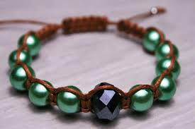 <b>Baby</b> Women bracelet Shambala glass