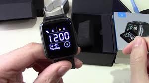 Xiaomi <b>Haylou</b> Youpin <b>LS01 Smart</b> Watch - глобальная и китайская ...