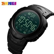 Men's <b>Sport Smart</b> Watch <b>SKMEI Brand</b> Fashion Pedometer Remote ...