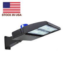 <b>LED</b> Parking <b>Lot</b> Lights <b>100W</b> - Super Efficiency 5000K 13000LM ...
