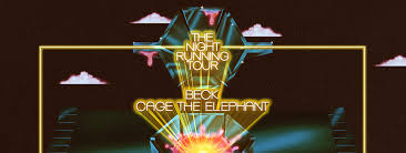 BECK and <b>CAGE THE ELEPHANT</b>: The Night Running Tour ...