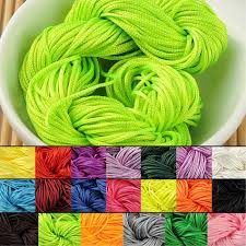 <b>WITUSE Sale</b> Hot Cheap 1mm Chinese Knot Cord 20M/sheaf Rattail ...