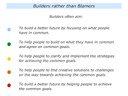 b is for being a builder rather than a blamer the positive slides builders 001