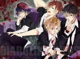 Diabolik Lovers More,Blood 3 sub espa�ol online