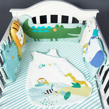 Newborn <b>Baby Bed Bumper Infant</b> Room Decor <b>Crib</b> Promotion ...