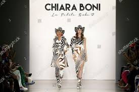 <b>Chiara Boni La Petite</b> Robe show Runway Stock Photos (Exclusive ...