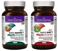 New Chapter Supplement Bundle (<b>2</b> Items) – <b>Every Woman's II</b> One ...