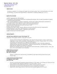 x ray tech cover letter cover letter templates