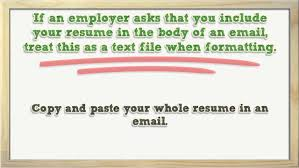 helpful tips for emailing your resume helpful tips for emailing your resume