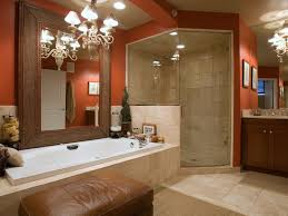 bathroom shower tile design color combinations:  rms chgosouthpaw luxe bathroomjpgrendhgtvcom