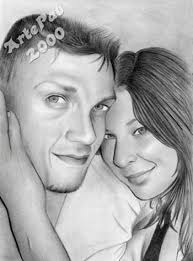Nick Carter and Lauren Kitt by ArtePau2000 - nick_carter_and_lauren_kitt_by_artepau2000-d4jzkl2