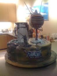 grooms cake! <b>fallout new vegas ncr ranger</b> veteran helmet :) happy ...