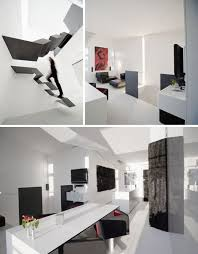 best home office black white black and white office design
