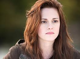 Kristen Stewart (Bella Swan) Interview. The Twilight Saga: New Moon. 09 March 2010. In Twilight there's a sense that Bella always felt she wasn't good ... - _50000_Medium