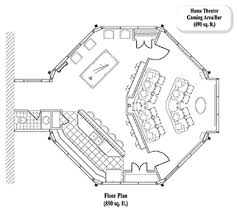 Family Room Addition Floor Plans   Topsider HomesFAMILY ROOMS House Plan FR    Sq  Ft   Bedrooms