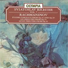 <b>Rachmaninov</b>* - Sviatoslav <b>Richter</b> - Vol. 7 · <b>Rachmaninov</b> (Études ...