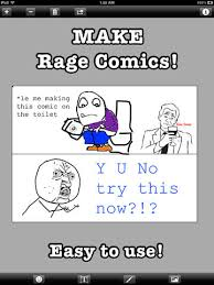 Rage Comic Maker on the App Store via Relatably.com