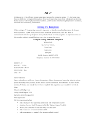 acting resume template word profesional resume for job acting resume template word acting rsum template pdf word wiki beginners acting resumes resume builder