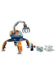 32% LEGO <b>Конструктор LEGO</b> City 60192 <b>Арктический</b> вездеход