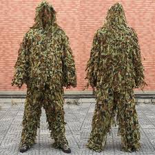 <b>Sniper Special Force Ghillie</b> Suit Ghilly Yowie Screed Cloth ...