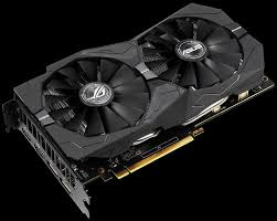 Обзор <b>видеокарты Asus</b> ROG <b>Strix GeForce GTX</b> 1650 (4 ГБ)