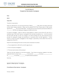 sample letter of request for transfer land ownership letter transfer of ownership letter sample business how to write a letter